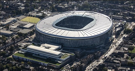 Spurs Round Up: THFC Offer to Donate Stadium to NHS