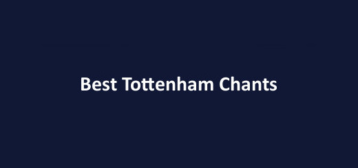 Best Tottenham Chants
