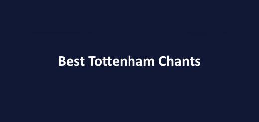 Best Tottenham Chants