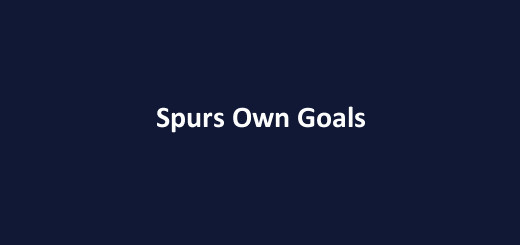Most Embarrassing Spurs Own Goals