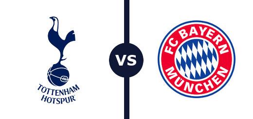 Spurs v Bayern Munich: Tough Test Against German Giants