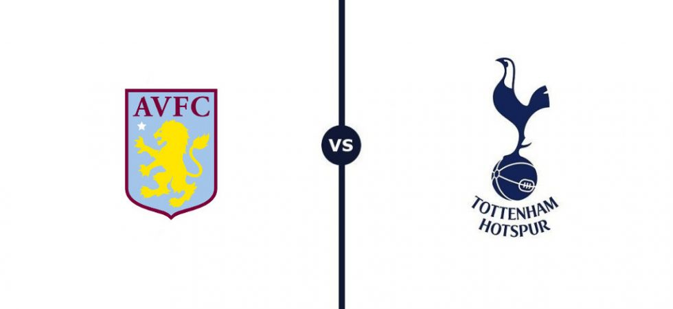 Aston Villa v Spurs: Time to Rob the Villains