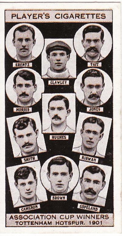 Tottenham Hotspur History