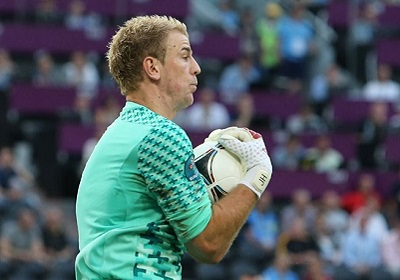 Joe Hart Signing Confirmed