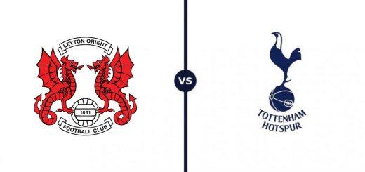 Leyton Orient v Spurs: EFL Cup Journey Begins