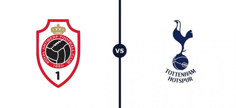 Antwerp vs Spurs feat img