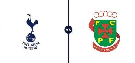 Tottenham Hotspur v Pacos Ferreira: Time to Cover the Embarrassment